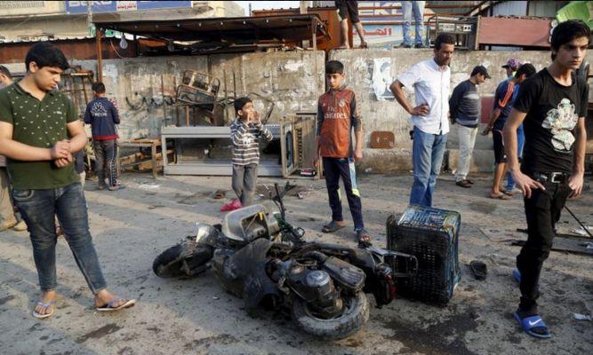 IŞİD'ten Bağdat'a art arda saldırılar
