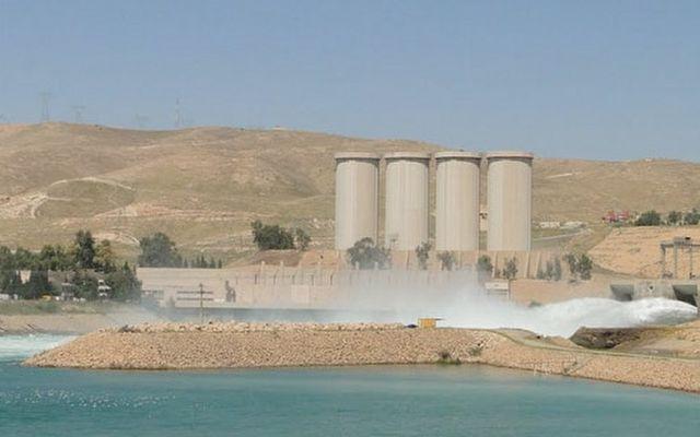 Musul Barajı her an patlayabilir