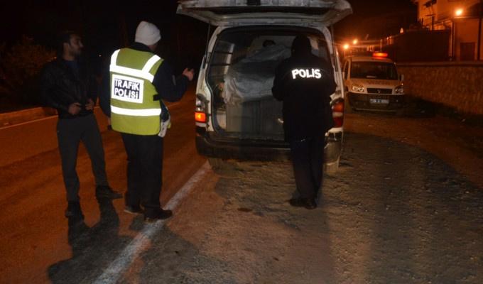 Ankara'da bombalı araç alarmı
