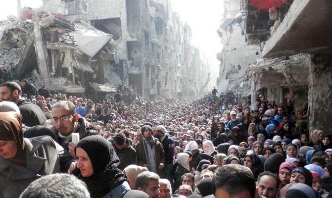 Suriye'de acil yardım zamanı