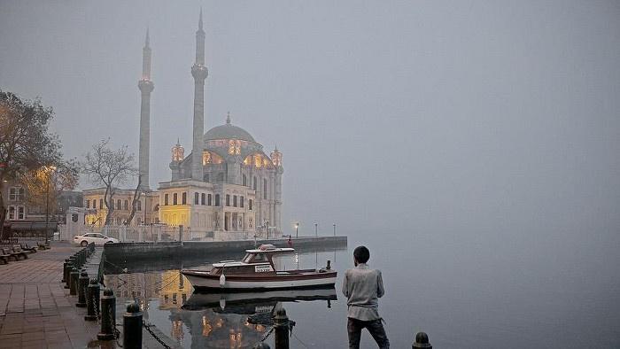 İstanbul yoğun sis altında | FOTO