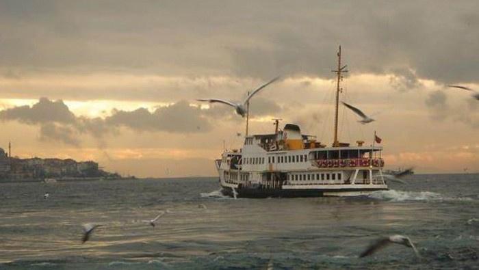 İstanbul şehir hatları seferleri iptal