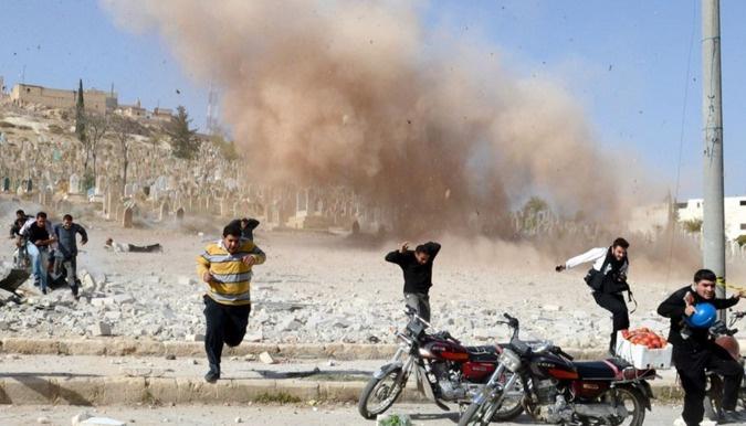 Suriye savaşı yarın 6'ıncı yılına giriyor