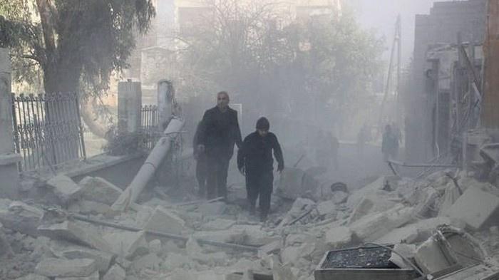 Muhalifler ateşkes ihlallerini BM'ye iletti