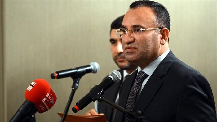 Adalet Bakanı Bozdağ FETÖ için ABD'ye gitti