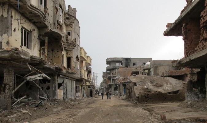 Cizre'de üç aylık yasak bu sabah kalktı