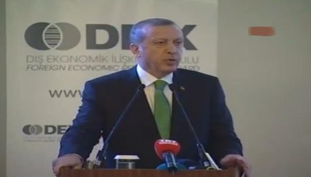 Erdoğan, Gana'da konuştu