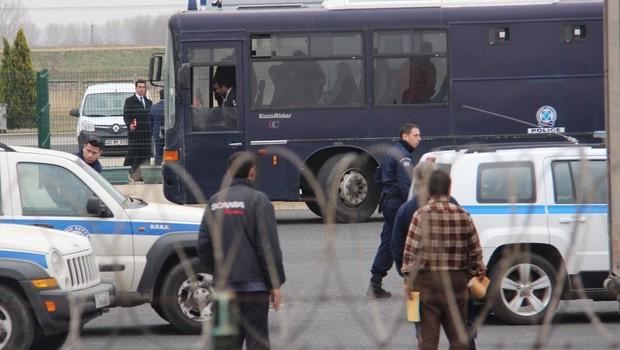 Yunanistan, göçmenleri Türkiye'ye iade etti