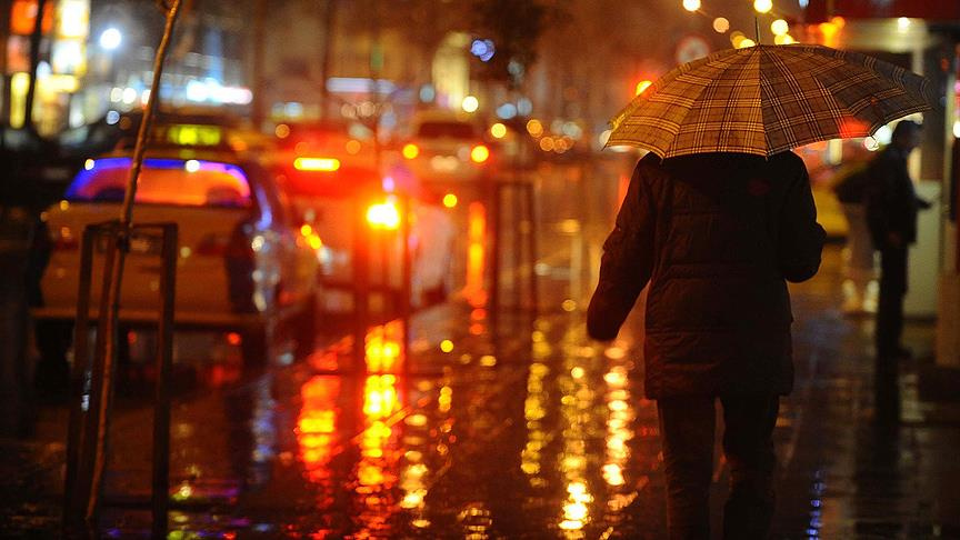 Meteorolojiden sel ve su baskınları uyarısı