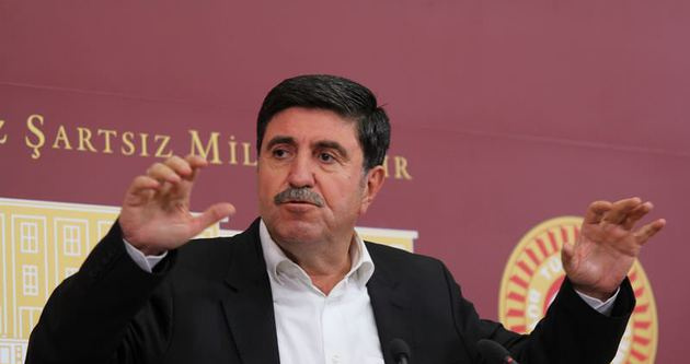 HDP'de Altan Tan ve Ensar rahatsızlığı
