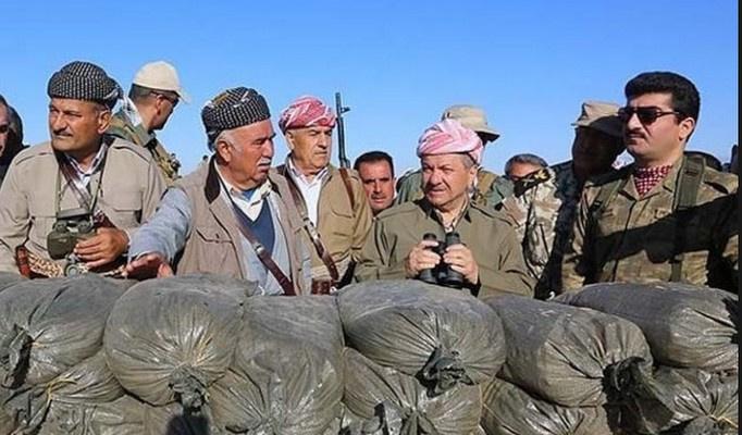 Barzani, IŞİD sonrası topraklarını genişletti