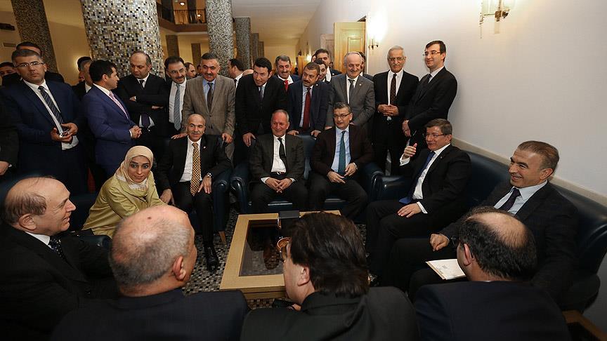 AK Partili vekillerden dokunulmazlık baskısı