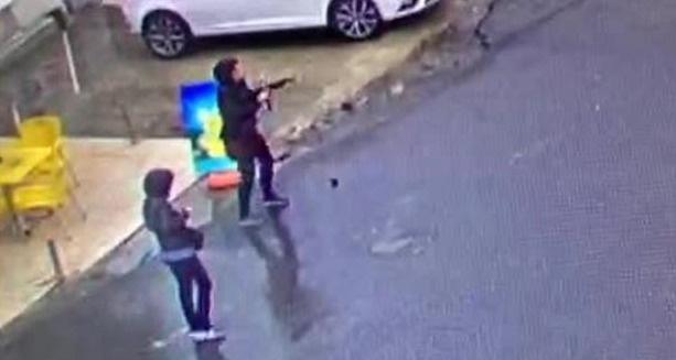 Bayrampaşa'daki iki saldırgan öldürüldü