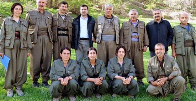 HDP ve PKK'dan çözüm-ateşkes çağrısı