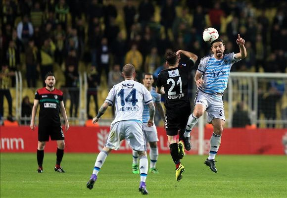Yarı finale yükselen Fenerbahçe oldu