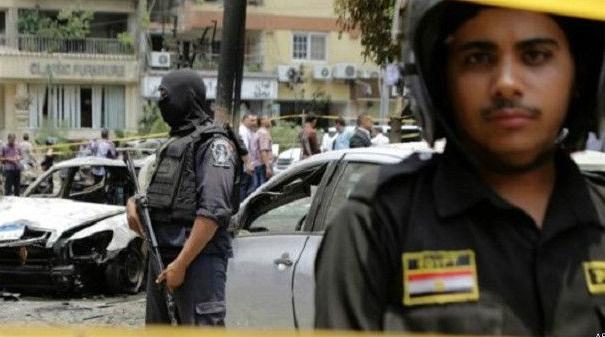 Mısır Kahire'de çatışma