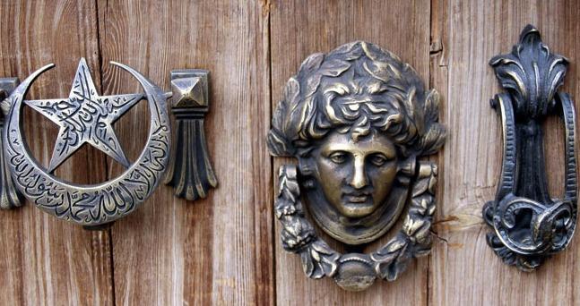 Osmanlı yadigarı kapı tokmakları | FOTO