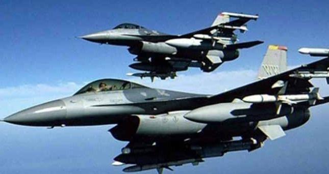 Türkiye IŞİD hedeflerini vurdu