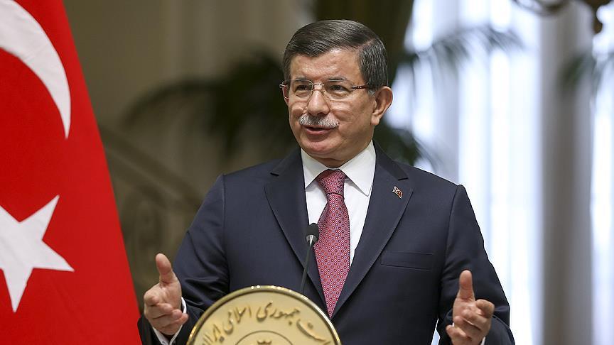 Davutoğlu'dan İran'a 'zihniyet değişimi' çağrısı