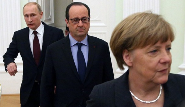 Rusya'dan Almanya'yı karıştırma planları