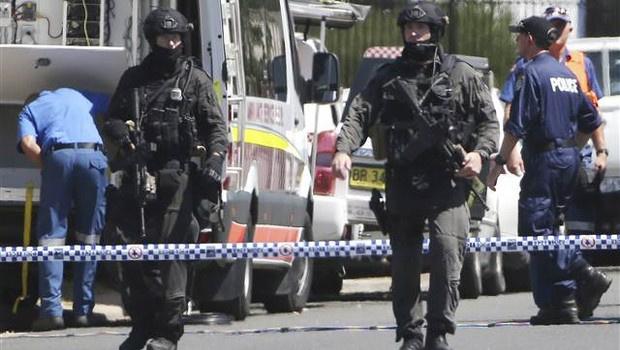 Avustralya'da silahlı çatışma