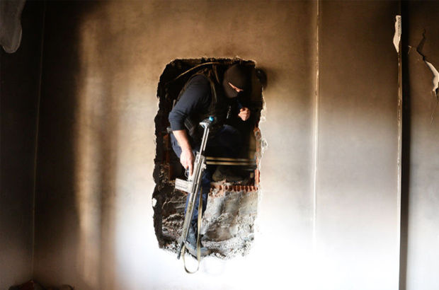 İdil'de sıkıştırılan PKK'ya ağır darbe