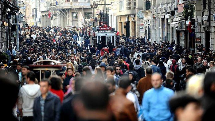 Türkiye'de erkek nüfus 280 bin daha fazla