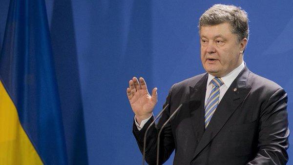Poroşenko: Stalin'in başlattıkları devam ediyor