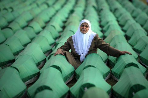 Srebrenitsa'nın acılı anneleri İstanbul'da