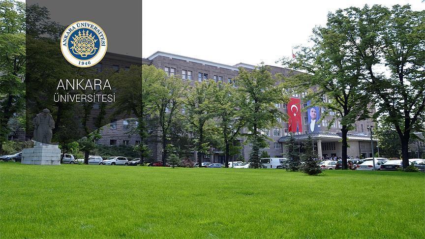 Ankara Üniversitesi'ne operasyon
