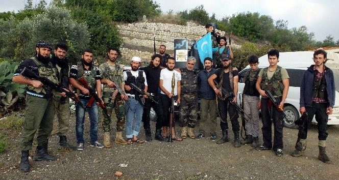 Bayırbucak'ta Rusya ve Esad'a direniş