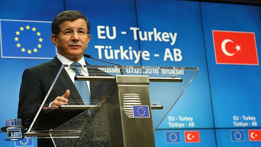 Türkiye ile AB prensipte anlaştı