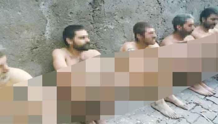 Teslim olan PKK'lıların neden çıplak olduğu açıklandı
