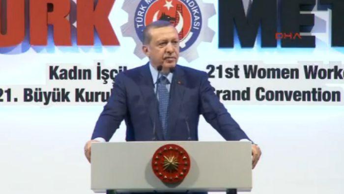 Erdoğan Ankara'da konuşuyor | CANLI