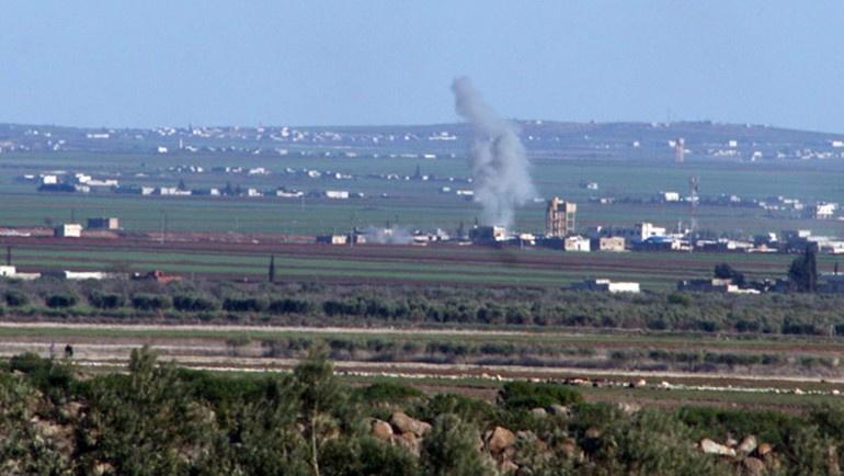 TSK bir kez daha IŞİD'i vurdu
