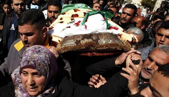 Kudüs intifadası birinci yılını doldurdu