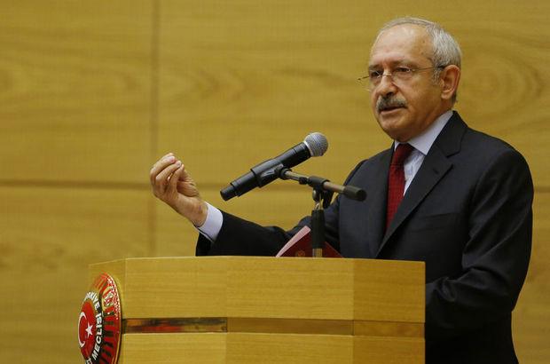 Kılıçdaroğlu'dan tutuklu akademisyenlere destek