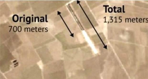 ABD, Kobani'ye havaalanı iddialarını reddetti
