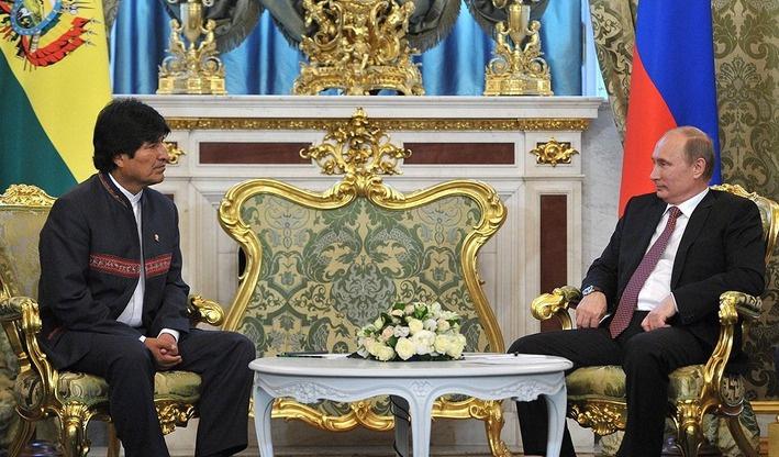 Rusya ile Bolivya arasında nükleer anlaşma