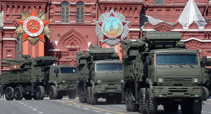 Moskova'ya iki yeni füze yerleştirildi