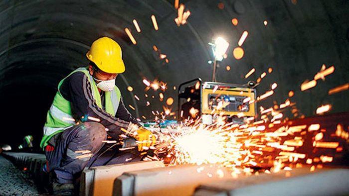 Sanayi üretimi şubatta arttı