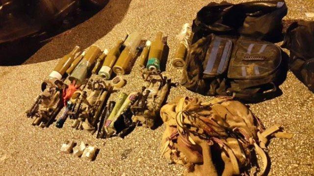 Adana'daki roketlerde YPG izi