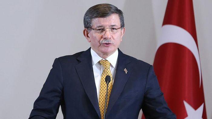 Davutoğlu'dan Ankara açıklaması