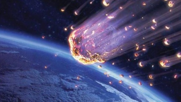 NASA: Göktaşı dünyaya zarar vermeyecek