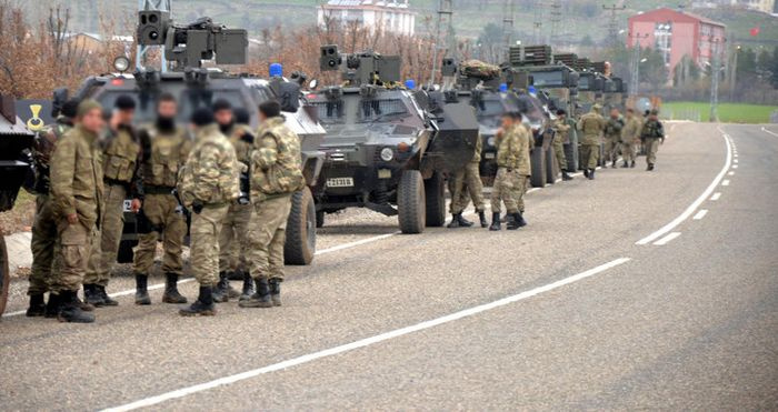 İdil'de operasyon sonrası 6 PKK'lı öldürüldü