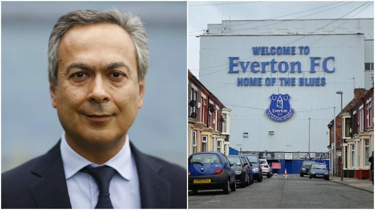 Everton'ın yarısı İran'lı işadamının oldu