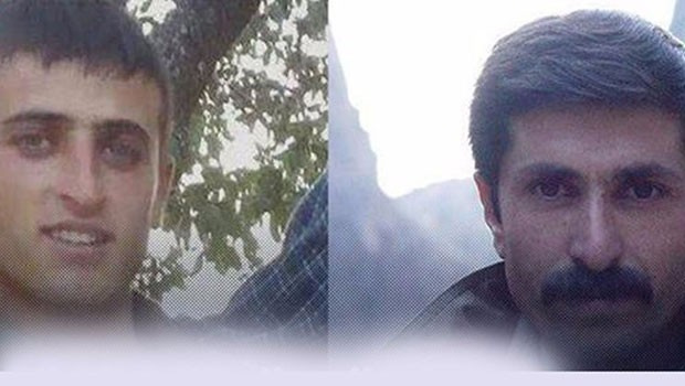 Başına ödül konan iki PKK'lı öldürüldü