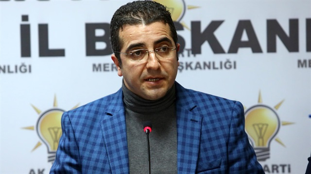 AK Parti Mersin il başkanı istifa etti