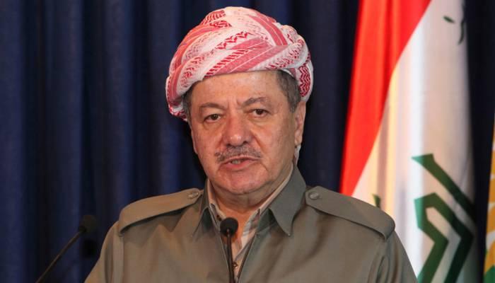 Barzani: Musul'da 200 kilometrekareyi temizledik