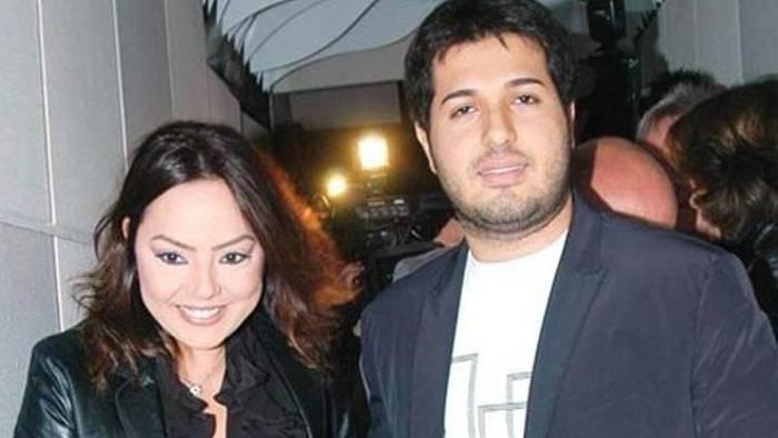 Rıza Sarraf'tan Babek Zencani yalanlaması